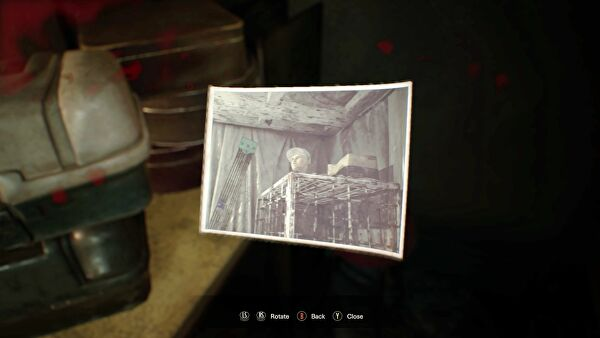 Resident Evil 7 Treasure Photo Locations And Solutions
