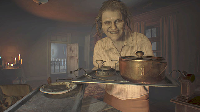 Resident Evil 7's Bedroom DLC Is Stephen King's Misery But With Centipedes
