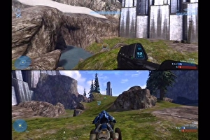 Every Halo FPS from now on will have split-screen