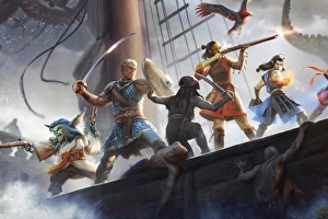 Pillars of Eternity 2 has now raised more than Pillars of Eternity 1