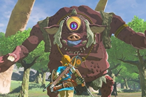 Watch: Breath of the Wild is the bravest Zelda ever