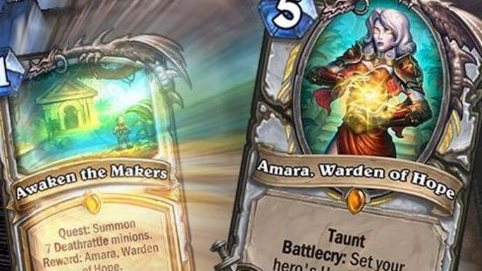 Hearthstone's next expansion Journey to Un'Goro detailed