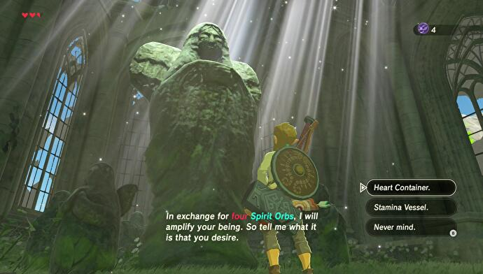 Zelda Breath Of The Wild Completing The Isolated Plateau And