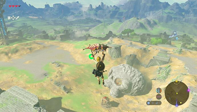Zelda: Breath of the Wild walkthrough - Guide and tips for
