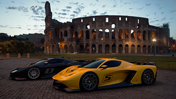 Arriva la closed beta di Gran Turismo Sport