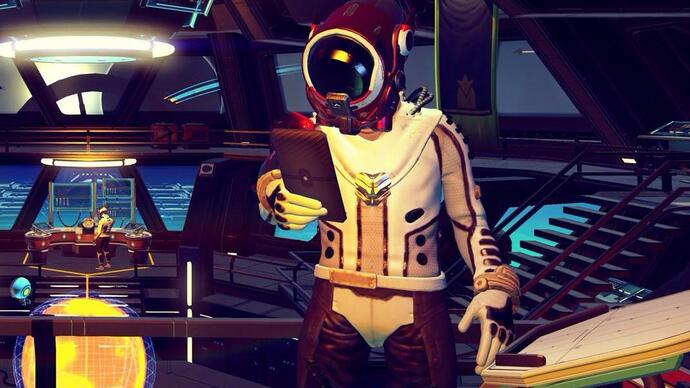 Big No Man's Sky update out this week