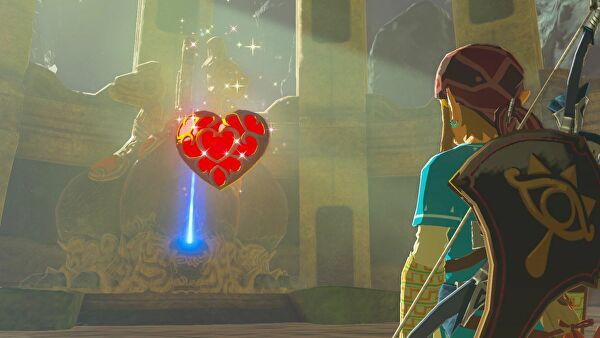 how to get your health back on zelda skyward quest