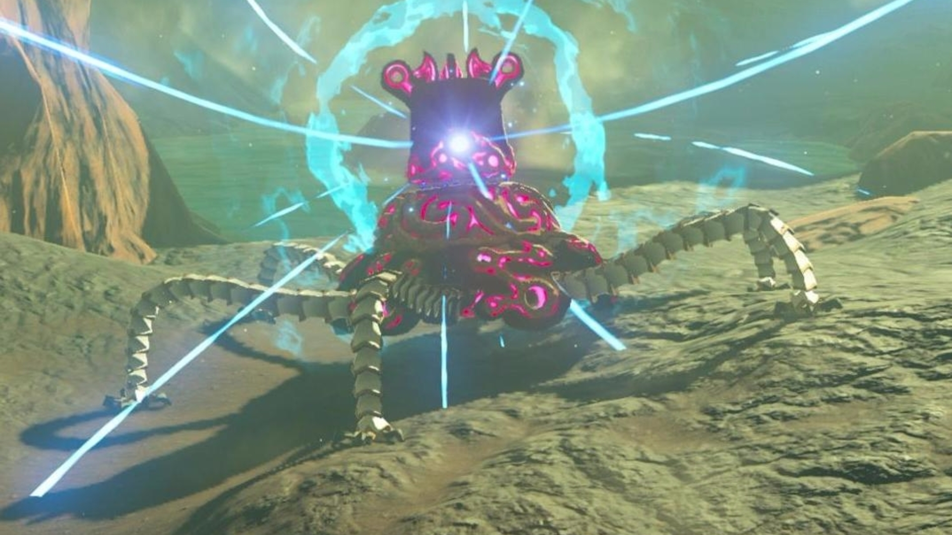 zelda breath of the wild guardians how to beat guardian s easily