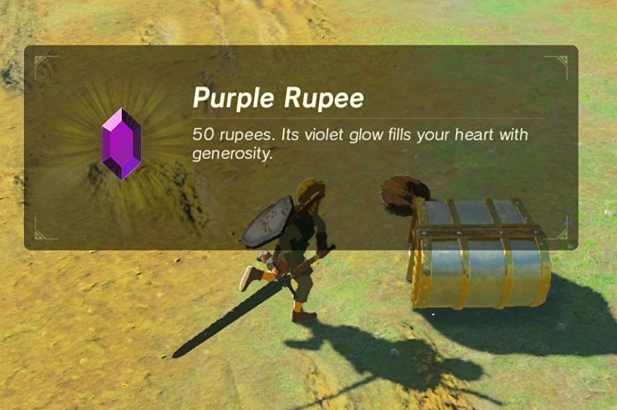 Zelda: Breath of the Wild Rupees - How to get easy Rupees