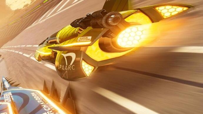 Fast RMX showcases Switch's technological leap over WiiU