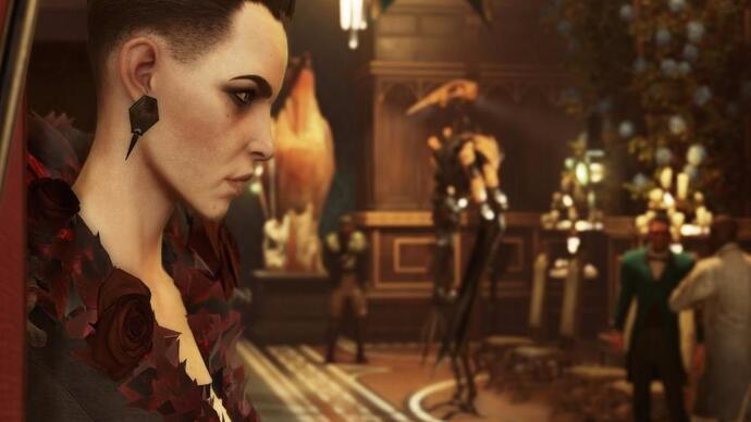 How Dishonored 2 hides its best details in the periphery