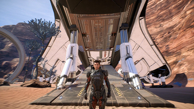 How to Get Shepard's N7 Armor in Mass Effect Andromeda