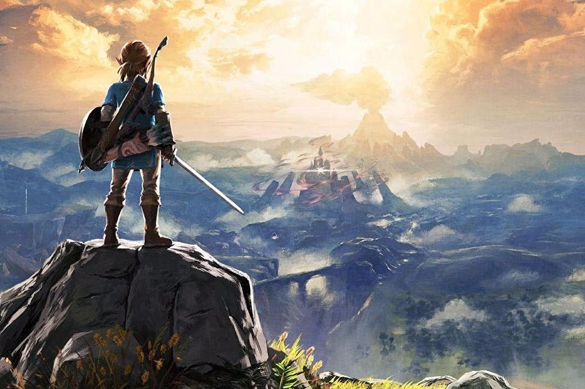 Breath of the Wild shows Nintendo is learning from PC games