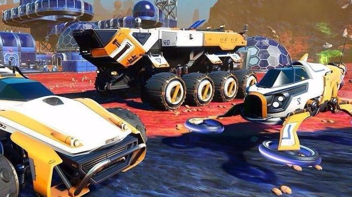 No Man's Sky patch 1.23 resolves PS4 Pro 4K frame-rate issues