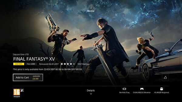 Final Fantasy XV Episode Gladiolus DLC Gets New Details Ahead Of Launch