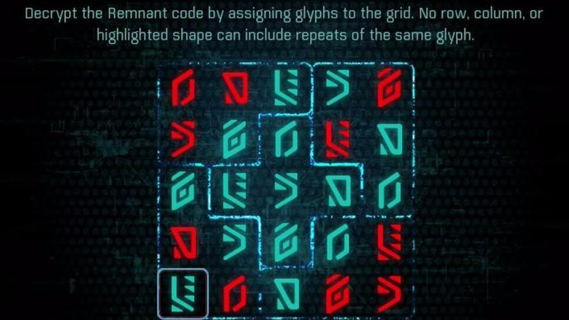 <b>Mass Effect Andromeda</b> - Remnant Decryption puzzle solutions, all ...