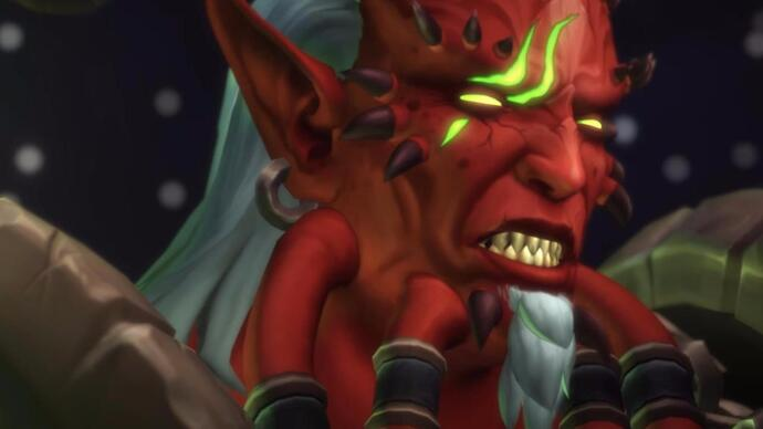 World of Warcraft Patch 7.2 hits next week, takes us back to the Broken Shore