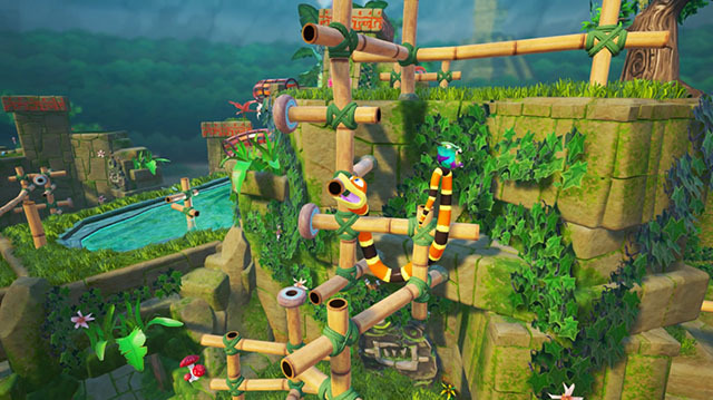 Snake Pass Is the Slithery Platformer We Didn't Know We Needed