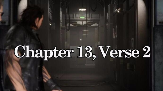 Final Fantasy 15 update that changes Chapter 13 out now