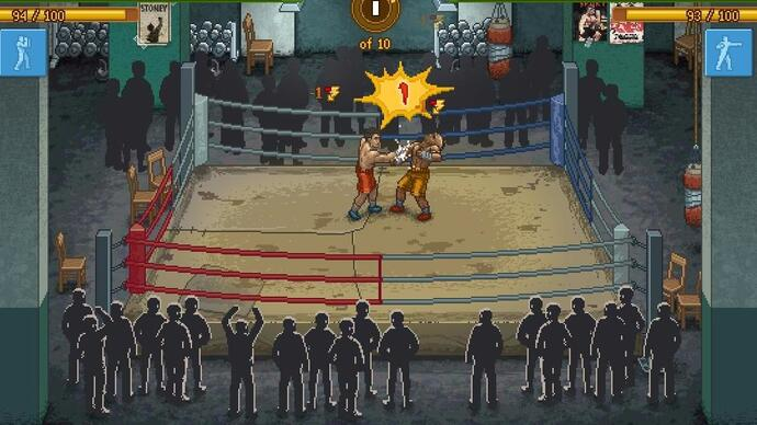 Steam hit Punch Club launches on consoles thisFriday