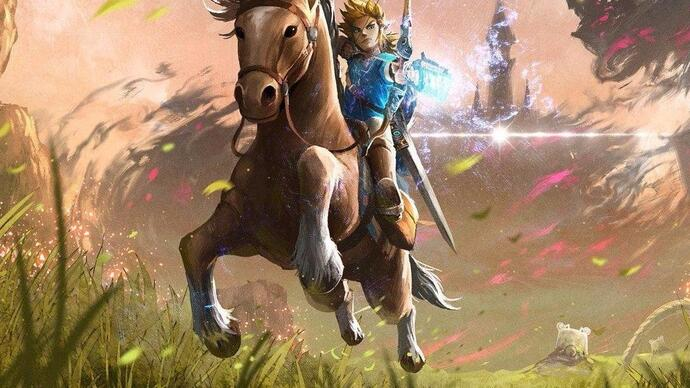 "La grafica di The Legend of Zelda: Breath of the Wild sacrificata in favore della ""responsività"" del gameplay"