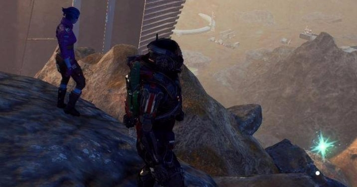 Mass Effect Andromeda - Memory Trigger locations for the Ryder Family Secrets quest