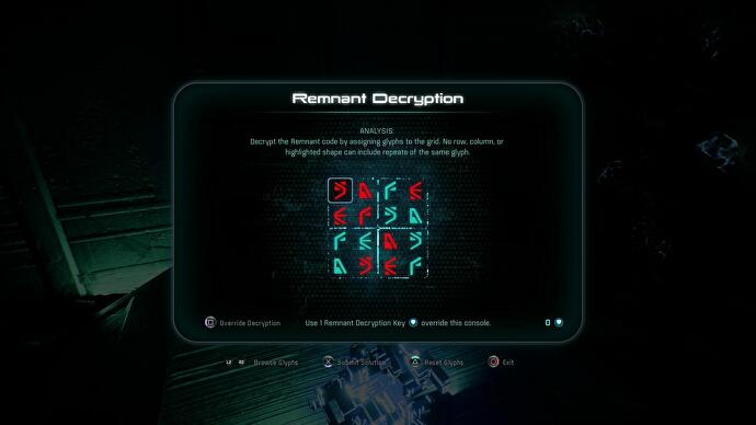 remnant puzzles mass effect andromeda