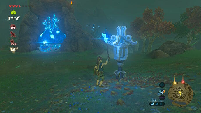 Zelda: Breath of the Wild best armour - Ancient Armour