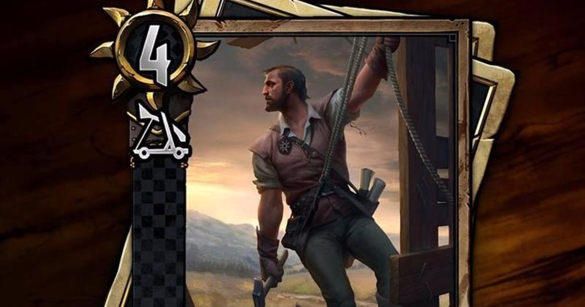Card Games For Ps4 : You can play gwent the witcher card game on ps this