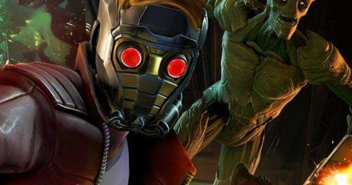 Guardians of the Galaxy: The Telltale Series si mostra nel ...