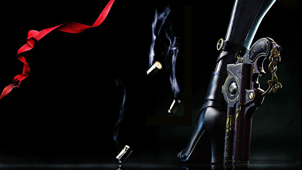 8-Bit Bayonetta approda su PC via Steam, ma nasconde un segreto