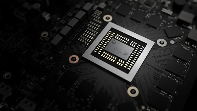 Inside the next Xbox: Project Scorpio tech revealed