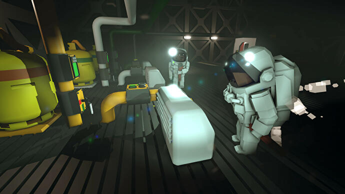 Dean Hall's Stationeers is all about airlocks, lung