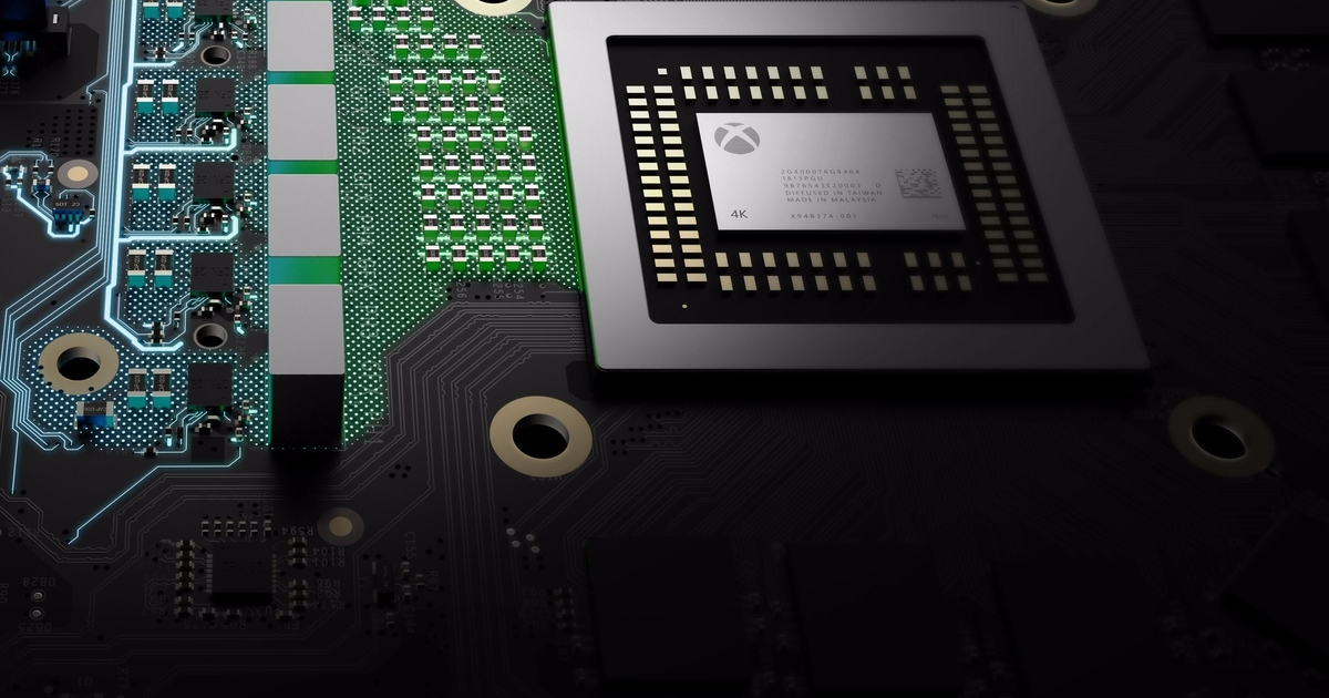 Why Microsoft is making Project Scorpio