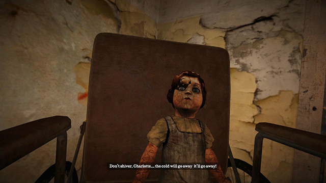 Creepy Asylum Plus Creepy Doll Equals Maximum Creepy in The Town of Light Gameplay
