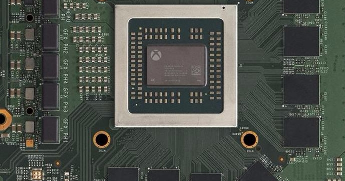 Scorpio is console hardware pushed to a new level