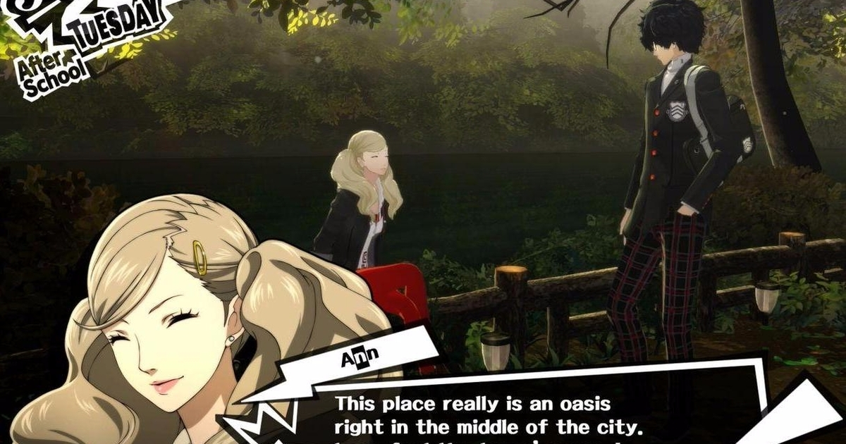 Persona 5 Confidant, Social Link and romance options, their locations and gift ideas