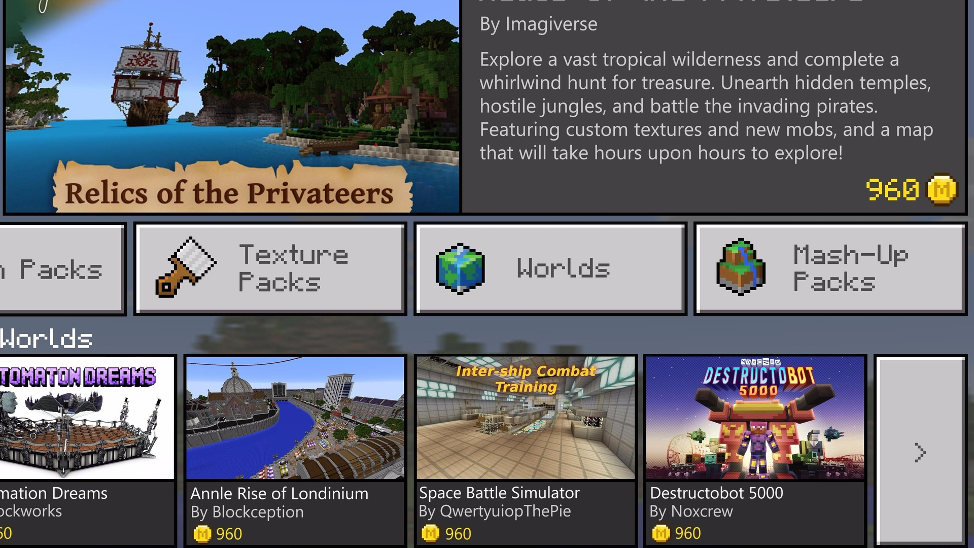 Microsoft Reveals Minecraft Store With Virtual Currency Xbox 360 Elite Dissected Layout Changes Revealed