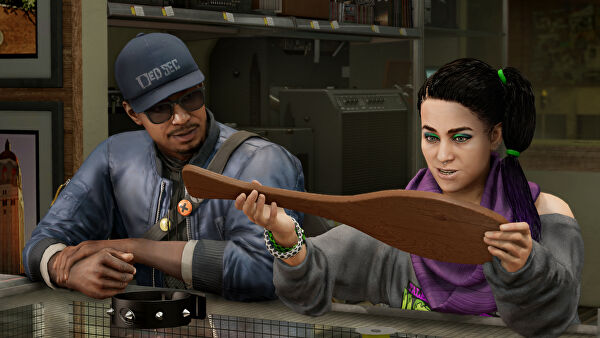 Watch Dogs  Non Lethal