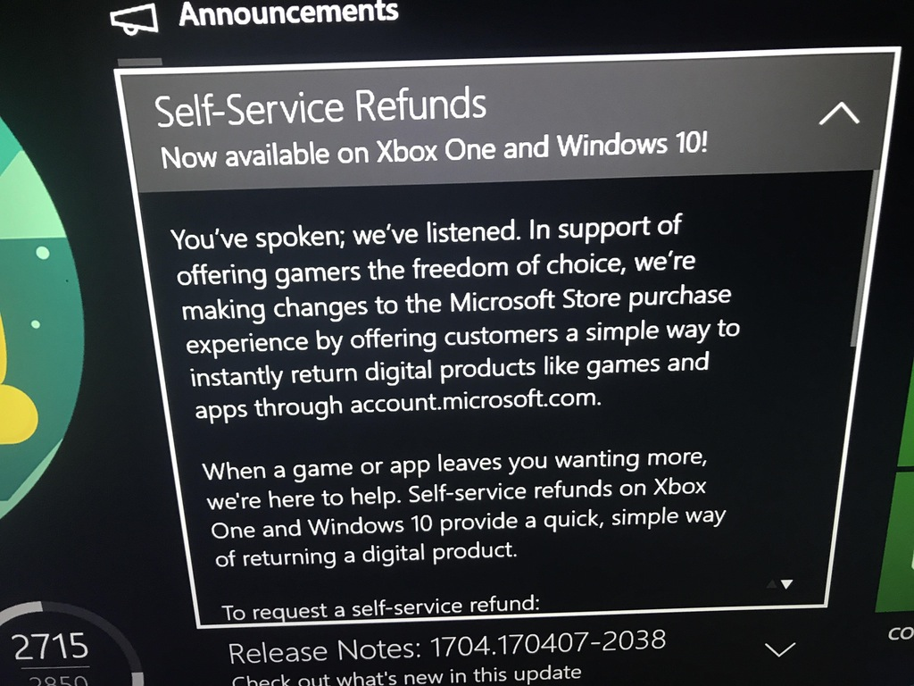 How to Refund a Game on Xbox One - twinfinite.net