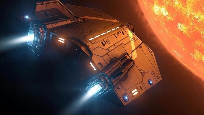 Elite Dangerous' latest update gets off to a rocky start
