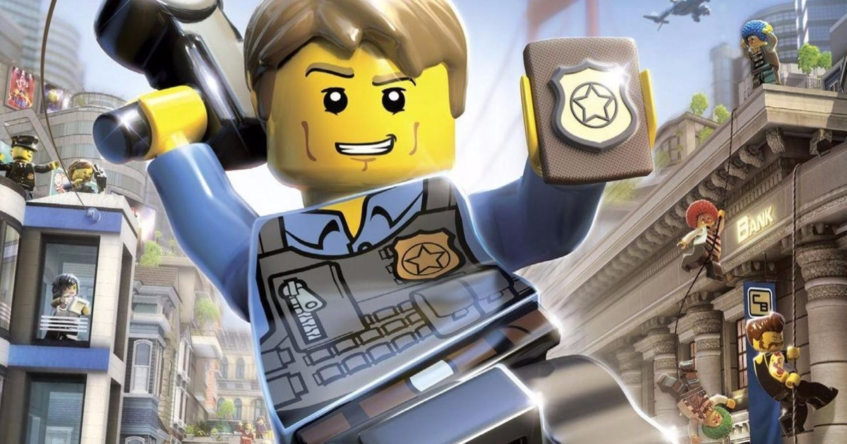 Lego City Undercover on Switch holds up well against PS4