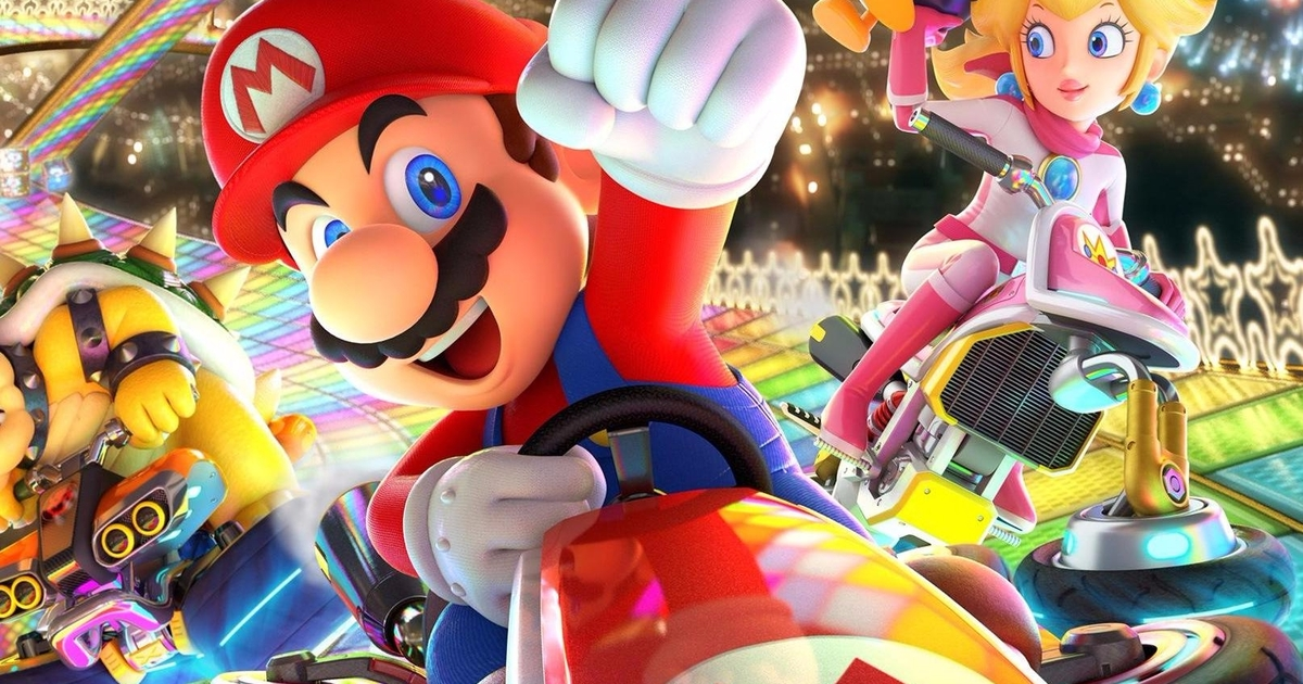 Mario Kart 8 Deluxe: a great console title is a handheld revelation