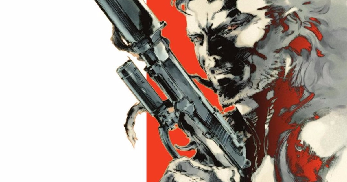 Metal Gear Solid 2 was the game that changed everything for PS2