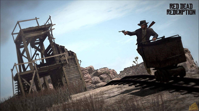 Let's Replay Red Dead Redemption: We Ride a Minecart Rollercoaster