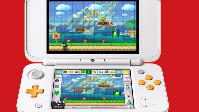 Surprise! Nintendo announces New 2DS XL handheld