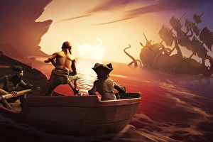 Phil Spencer protagonista del nuovo video gameplay di Sea of Thieves