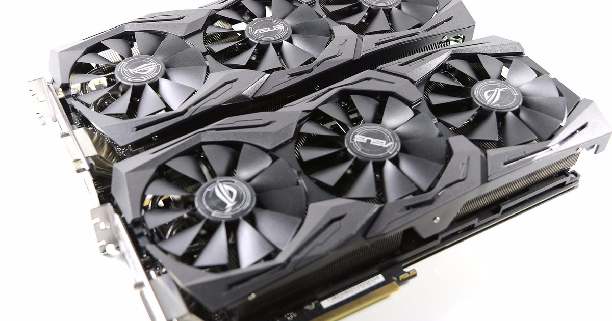 Asus ROG Strix GTX 1080 Ti OC review: top-tier SLI tested