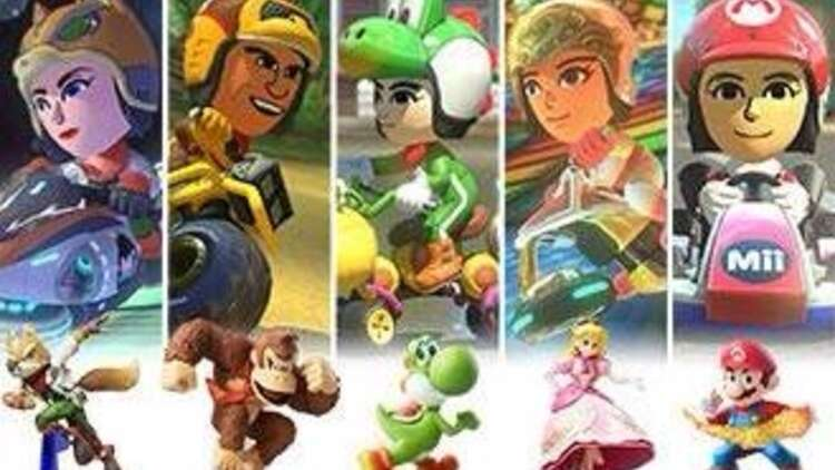 Mario Kart 8 Deluxe Amiibo List For Every Mii Racing Suit Costume Eurogamer Net