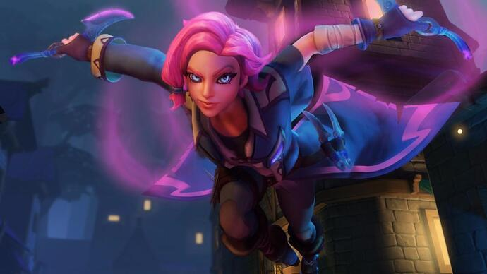 Digital Foundry: Paladins tested on PS4, Pro and Xbox One